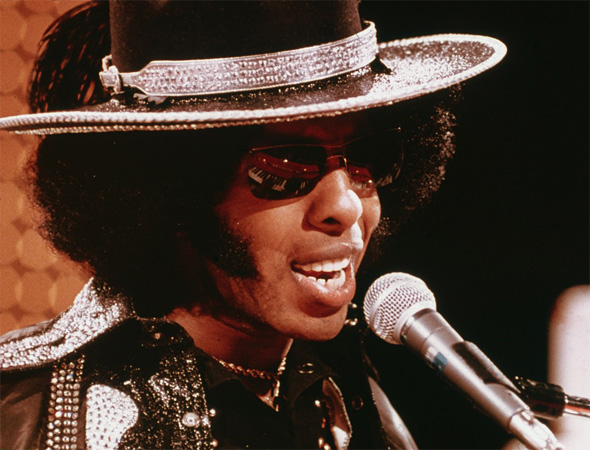 Swampland:New Sly Stone Album Due Out August 16